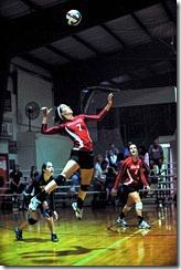 Girls Volleyball vs Rockwall Christian-September 15, 2011-111