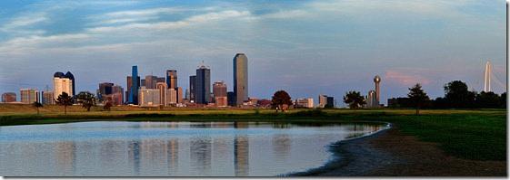 Dallas Skyline_Panorama1